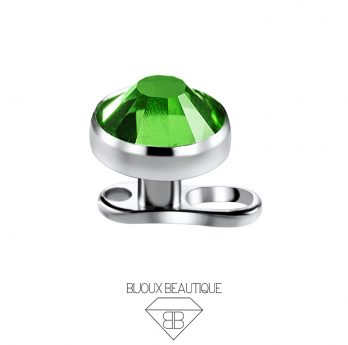 Gem Microdermal – Green