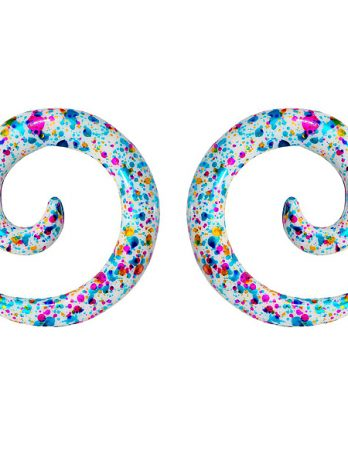 STRETCHED EAR JEWELRY